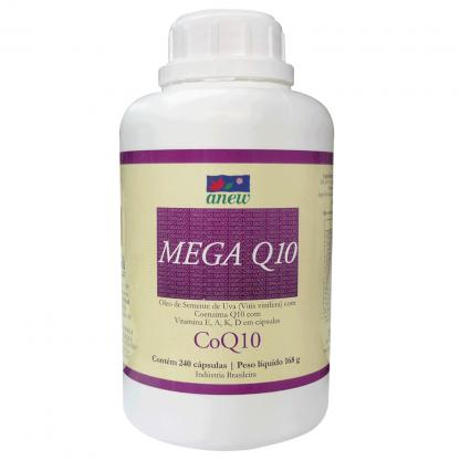Mega Q10 - 240 Cápsulas