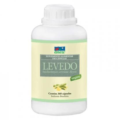 Levedo Anew 360 Cápsulas - Vegano