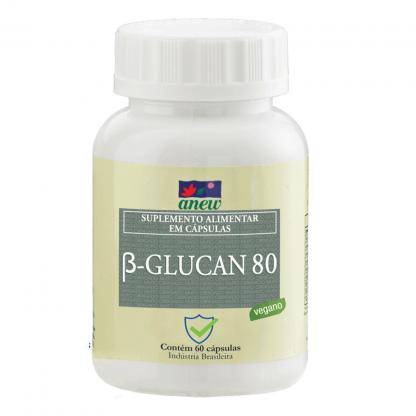 B-Glucan 80 - 60 Cápsulas